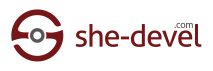 she-devel_logo_design